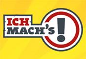 """Logo der Videoclip-Reihe """"Ich mach's!"""""""