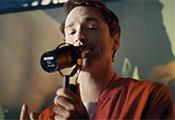 Der Popmusiker Benoby (Ausschnitt aus dem YouTube-Video)